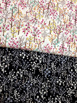 プリントコレクション02 梅の花園 白と黒 全体.jpg