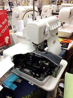 ミシン 衣縫人 抑え金が短くなった 掃除が簡単になった.jpg